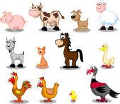 Extra large set animals