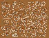 Fotografia disegni per bambini