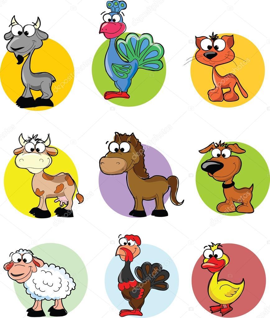 Desenhos De Animais Para Imprimir Coloridos Melhores Casas De