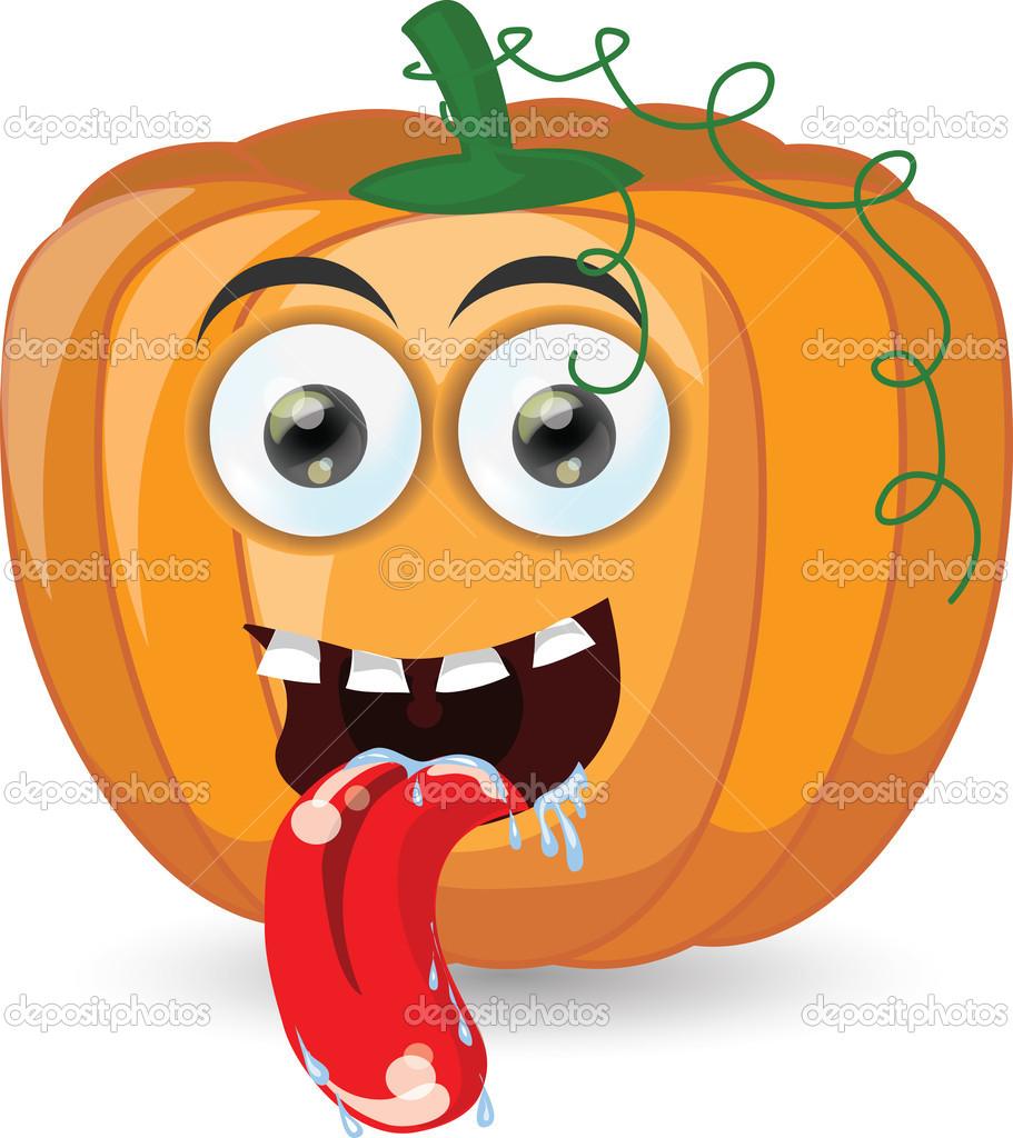 Imagenes Calabaza De Halloween Animada Dibujos Animados De - Calabazas-animadas