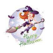 Fotografie Halloween-Mädchen