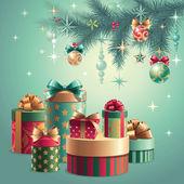 Fotografie vánoční dárky