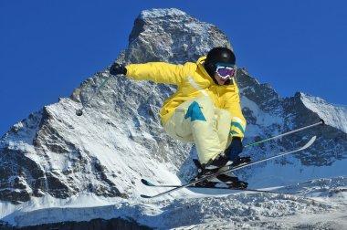 Free rider and Matterhorn
