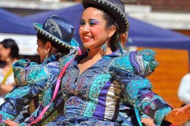 Peruvian Dancing