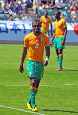 Ivory coast and Japan football match
