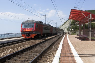 Train Tuapse - Adler