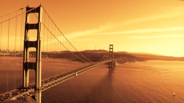 posouvání času zanikla golden gate bridge san francisco
