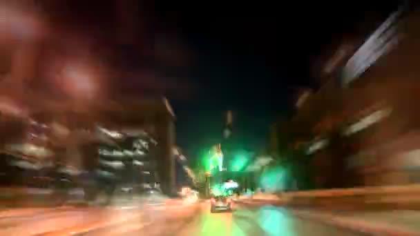 las vegas traffic - Kamera im Auto