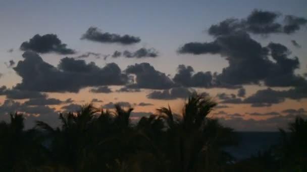 Miami Clouds at Sunrise