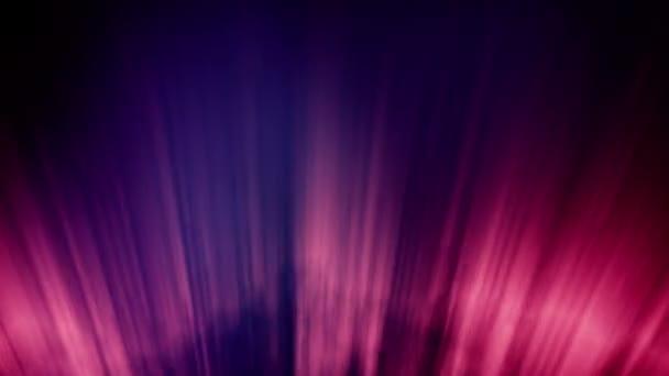 loopable aurora pozadí