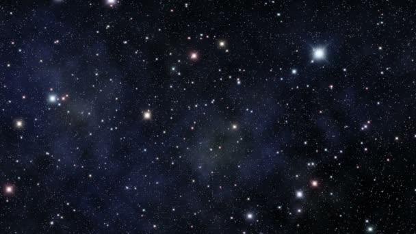 pomalým letem přes galaxii