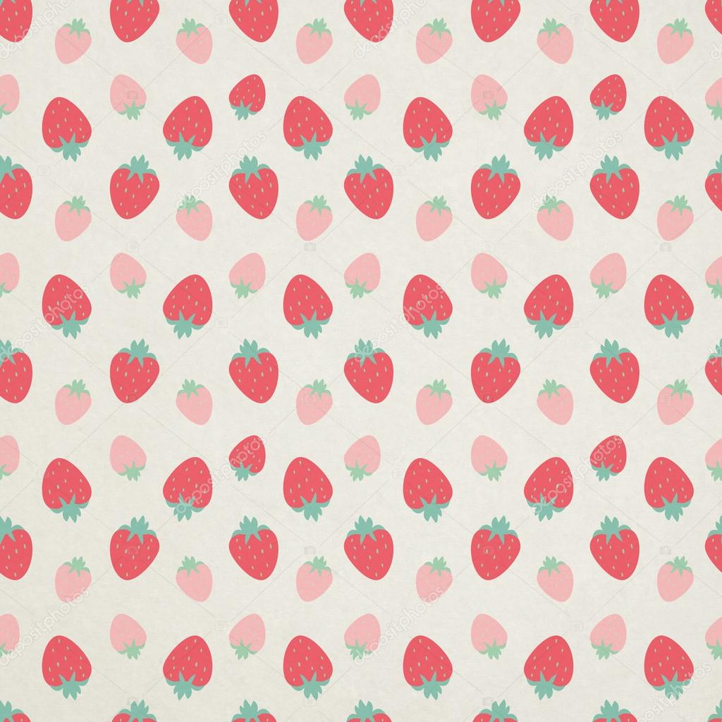 strawberry shortcake cartoon.wallpaper