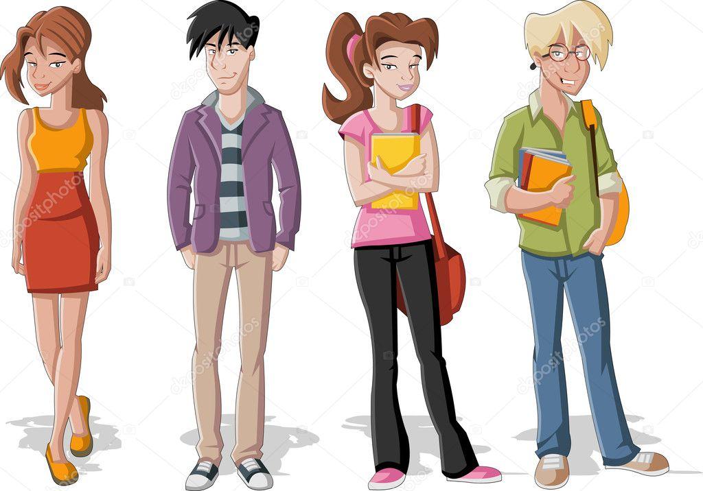 Teenagers Free 9