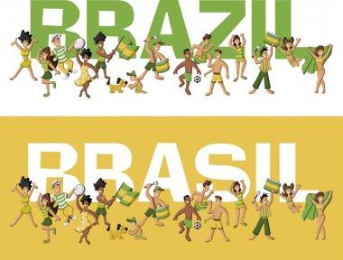 Brazilian people