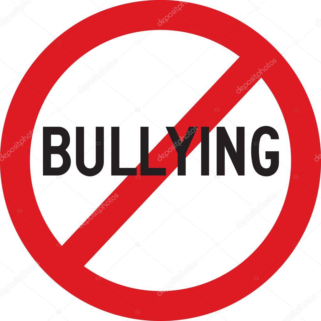 no bullying stock vector f8grapher 13806213