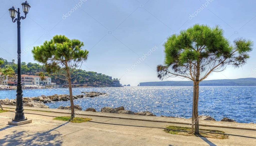 Beautiful Pylos, Greece