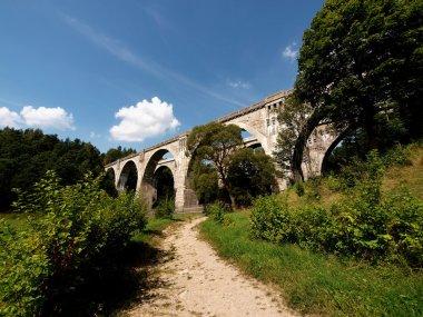 Aqueducts railway Stańczyki.