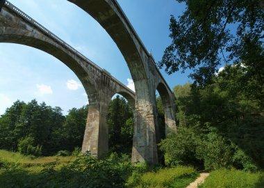 Stańczyki aqueducts train 2