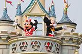 Disney pozemků, hong kong