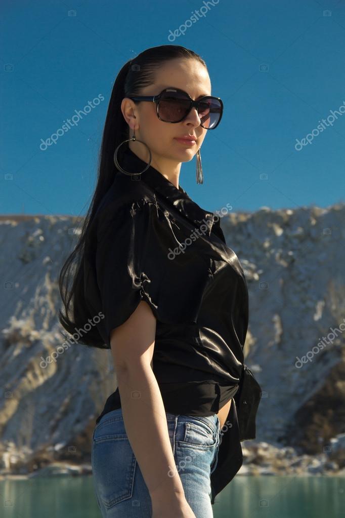 Рид фото красивых русских девушек с черными волосами