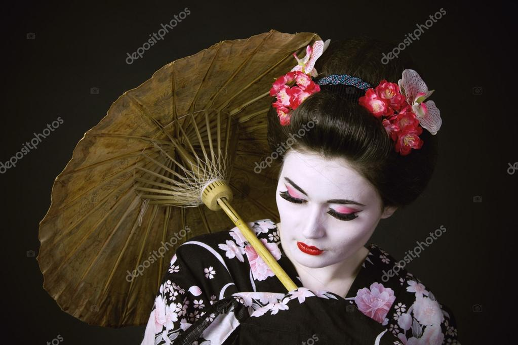 geisha japonaise photographie zoloto8888 14303939. Black Bedroom Furniture Sets. Home Design Ideas