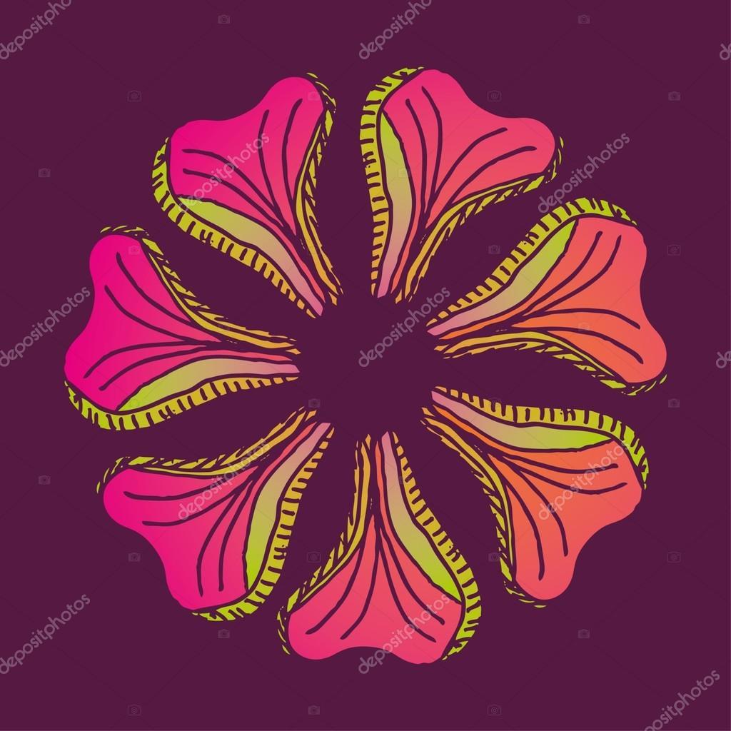 Spring hibiscus flower vector art stock vector a1vector 25366383 spring hibiscus flower vector art stock vector izmirmasajfo
