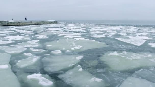 Meereis-Aufregung. hohe Qualität und Auflösung