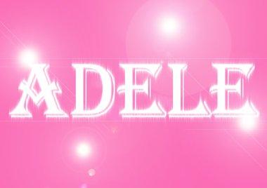 Name: Adele.