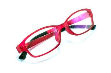 Beautiful glasses isolated