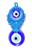 Traditional Turkish amulet Evil Eye.