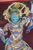 Iemitsu mauzoleum (taiyuinbyo), nikko, Japonsko. svatyně a chrámy nikko je světového dědictví UNESCO od roku 1999