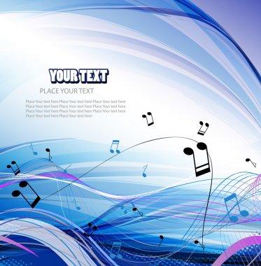 Music background.
