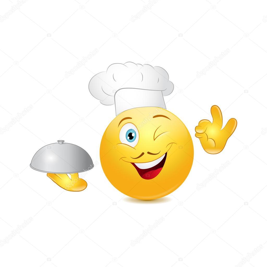 Картинки смайликов поваров