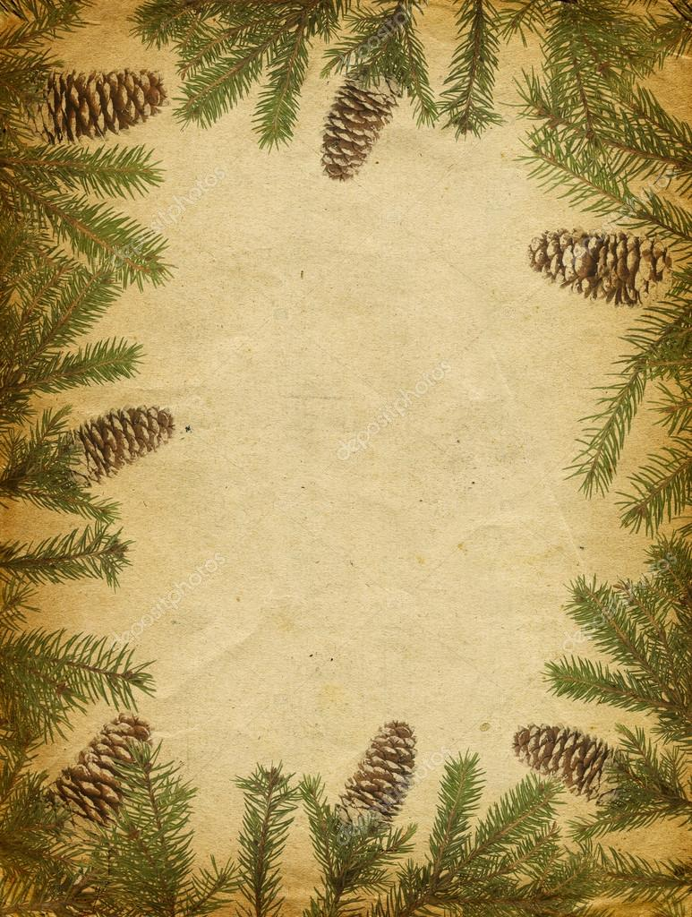 Old Christmas Card For Your Text Stock Photo C Madllen 13838012