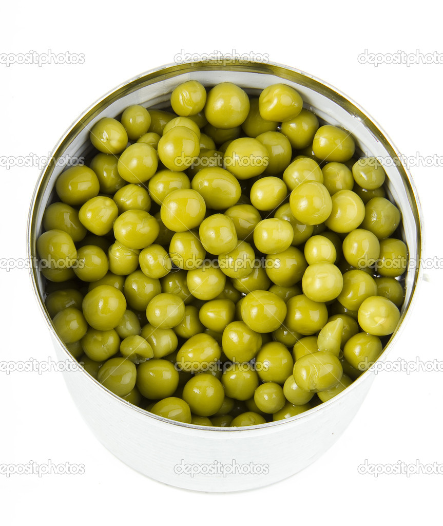 Can of peas dating
