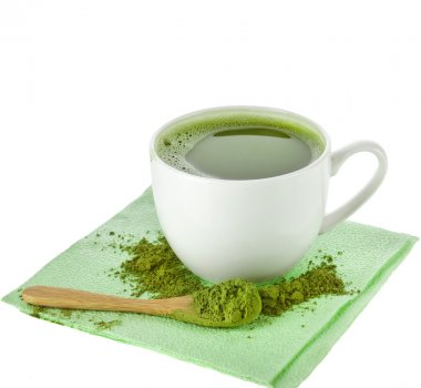 Japanese Matcha Green Powdered Tea Cup