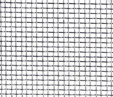 Mesh wire, Sieve texture