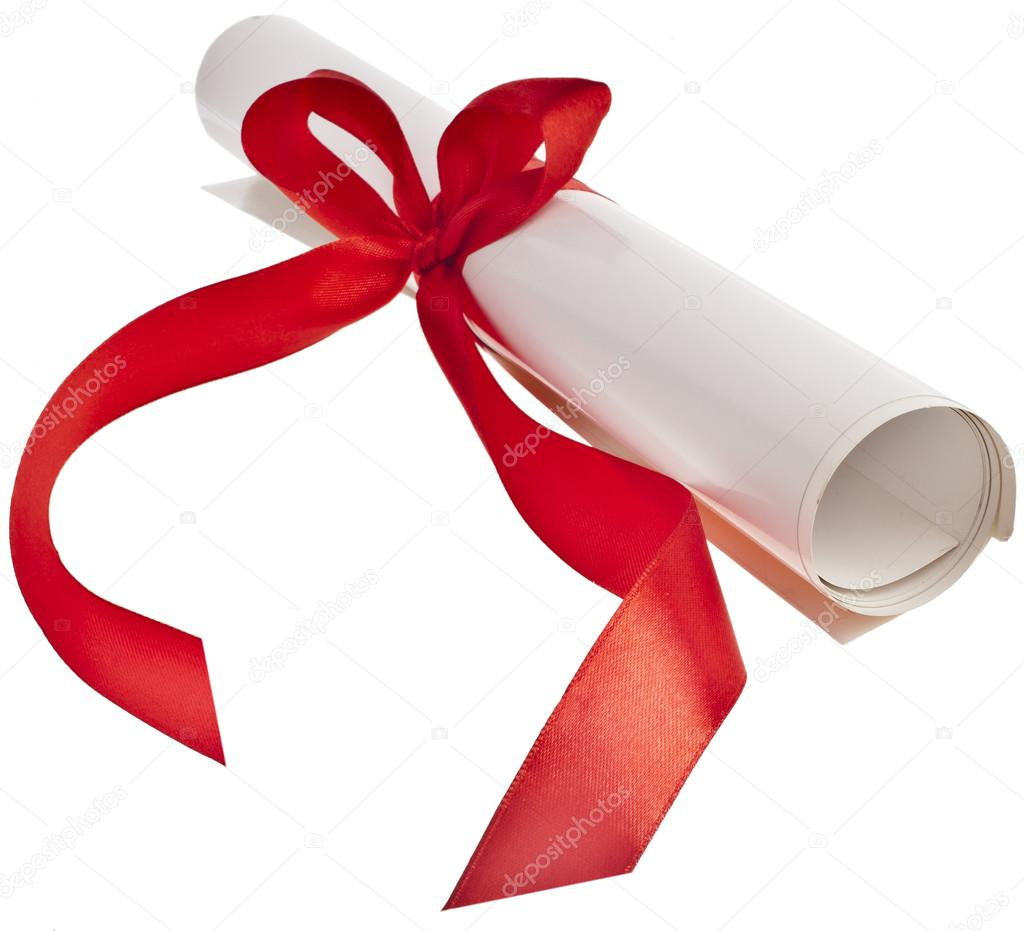 graduation diploma red ribbon stock photo © madllen  graduation diploma red ribbon stock photo 41480339