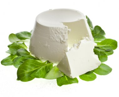 Ricotta Cheese with spinach