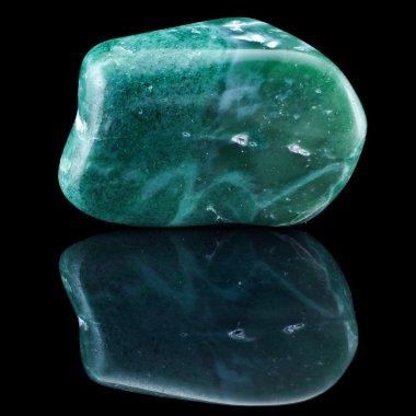 Jade mineral stone