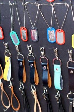 Shop Keychain handmade vintage