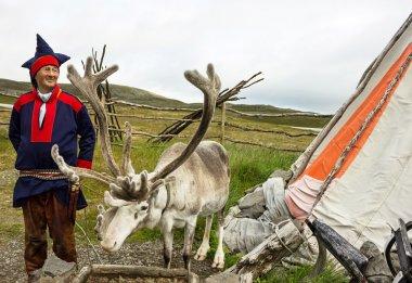 Deer and reindeer breeder