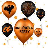 Photo Halloween Party Balloons
