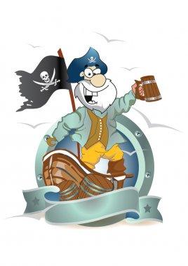 Funny Pirat