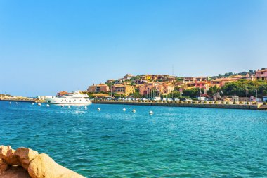 Harbor Porto Cervo, Sardinia