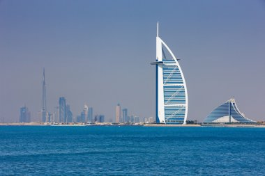 Dubai has become known as the playground for architects and any skyline view will testify to that
