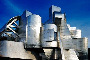 Weisman Art Museum, University of Minnesota in Minneapolis, USA
