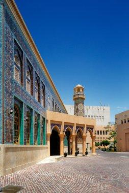 Katara is a cultural village in Doha, Qatar