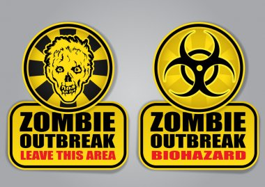 Zombie Outbreak Signs
