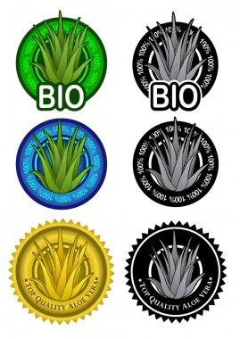 Aloe Vera Seal Collection